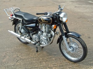 Royal Enfield Electra 500, classic version