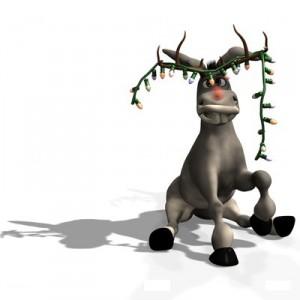xmas-donkey